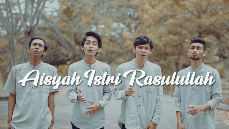 video cover lagu aisyah istri rasulullah versi indonesia arab full asli lengkap terbaru 2020