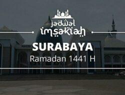Jadwal Imsakiyah Ramadhan 1441 H Surabaya dan Sekitarnya