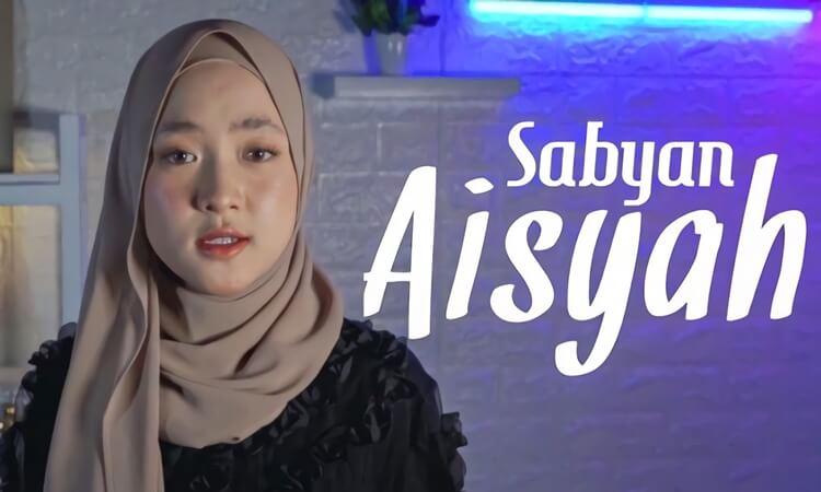 Lirik Lagu Aisyah Istri Rasulullah Cover Nissa Sabyan
