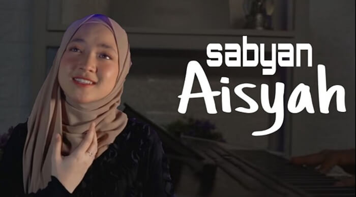 download lirik lagu aisyah istri rasullullah cover by nissa sabyan dewi hajar anisa rahman mp3