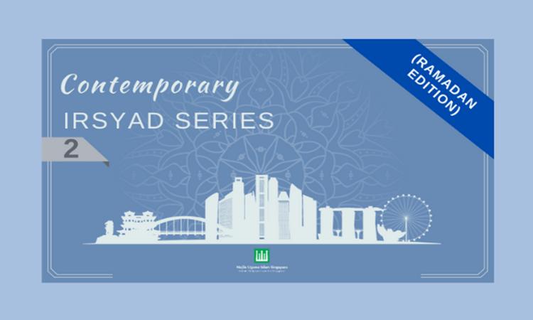 dewan majelis ulama singapura merilis buku panduan ramadan 2020 bagi muslim selama pandemi covid-19