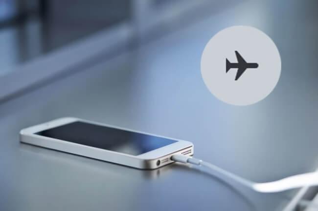tips dan trik cara internetan gratis dengan mode pesawat tanpa kuota