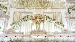 panduan tips dan cara pilih dekorasi pernikahan yang tepat dan terbaik
