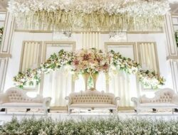 5 Cara Pilih Dekorasi Pernikahan yang Tepat Agar Tak Menyesal Kemudian