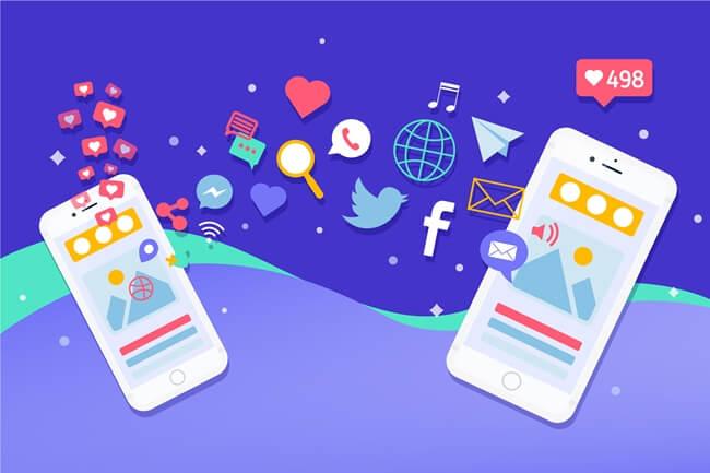 jenis media sosial secara umum