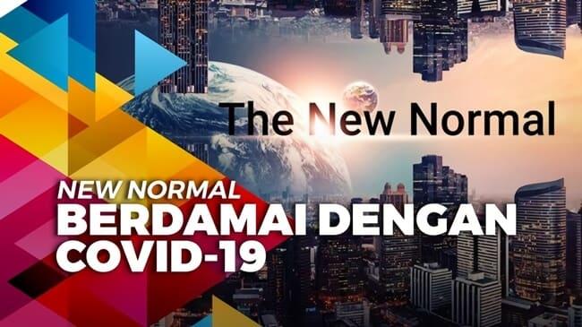 pengertian apa itu new normal
