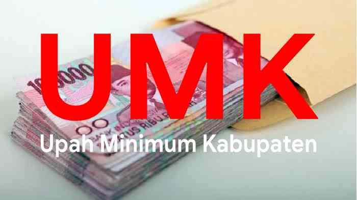 pengertian umk, umk adalah, umk, ump adalah, beda ump dan umk, upah minimum