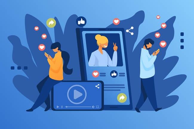 perkembangan dan sejarah media sosial