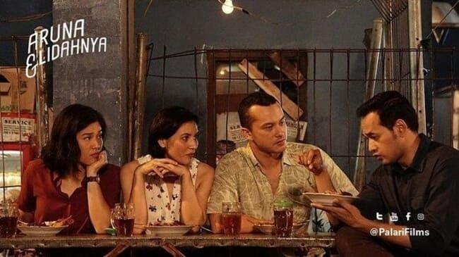 film indonesia terbaik aruna dan lidahnya (2018)