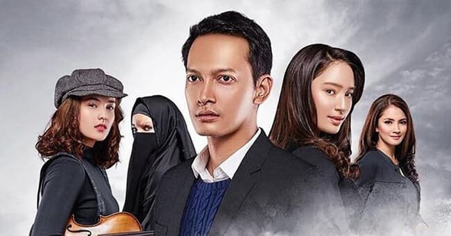 film indonesia terbaik ayat-ayat cinta 2008 dan 2017