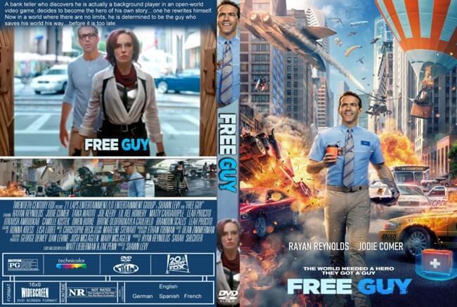 film barat terbaru free guy (2020)