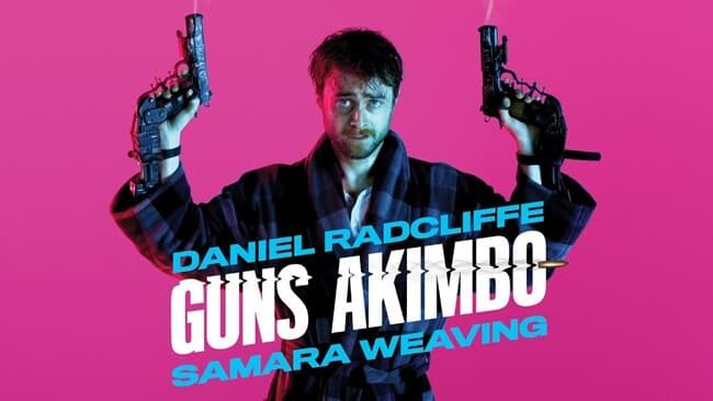 film barat terbaru guns akimbo (2020)