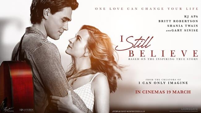 film barat terbaru i still believe (2020)