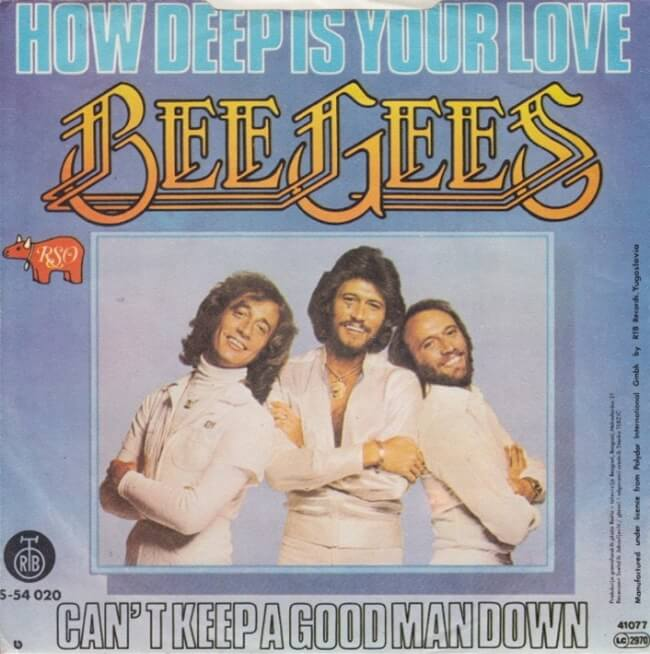 lagu bee gees how deep is your love