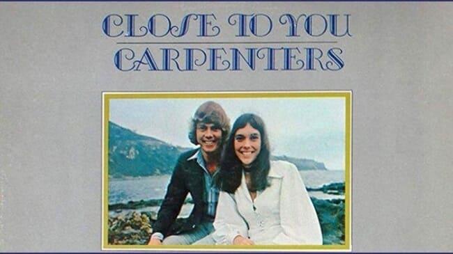 lagu carpenters close to you