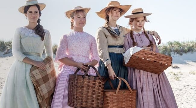 film barat terbaru little woman (2020)