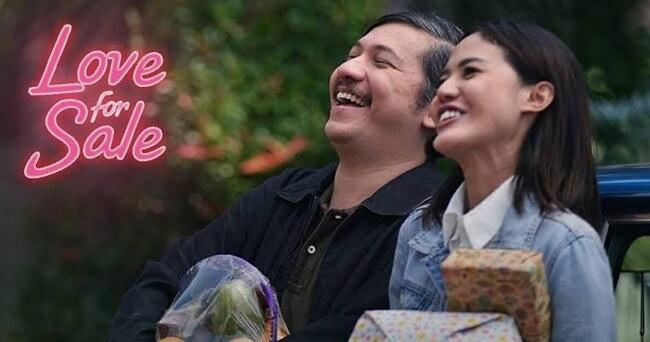 film indonesia terbaik love for sale 2018 dan 2019