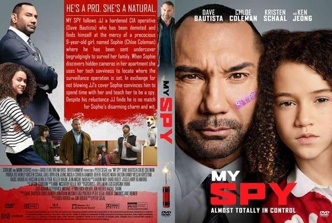 film barat terbaru my spy (2020)
