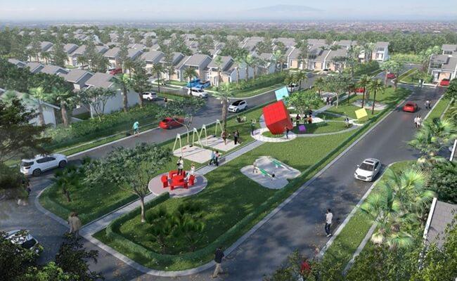 ciputra group, citra indah city, perumahan citra indah city, rumah di bawah 500 juta