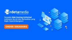 review ardetamedia penyedia web hosting unlimited ssd murah indonesia