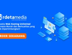 Review ArdetaMedia: Web Hosting Unlimited Indonesia Murah