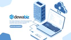 review dewabiz web hosting unlimited murah indonesia