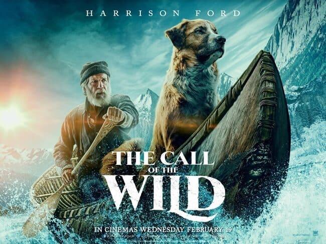 film barat terbaru the call of the wild (2020)
