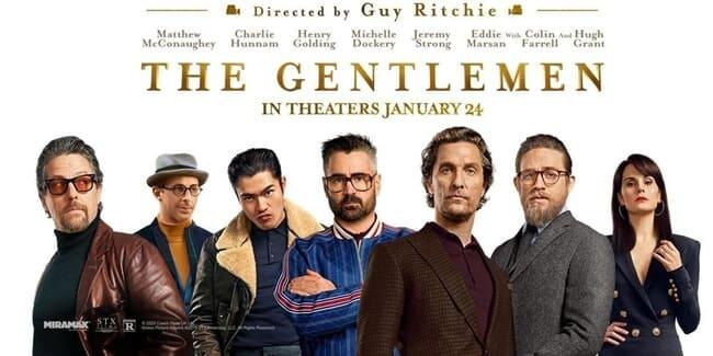 film barat terbaru the gentlemen (2020)