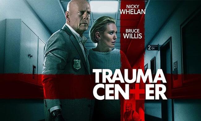 film barat terbaru trauma center (2020)