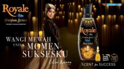 citra kirana brand ambassador royale soklin terbaru