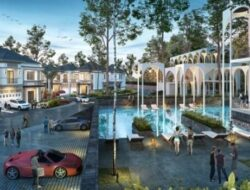 Sinarmas Land Sukses Sold-Out 124 unit Jadeite BSD City
