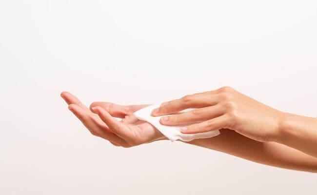 cara penggunaan tisu magic yang baik dan benar