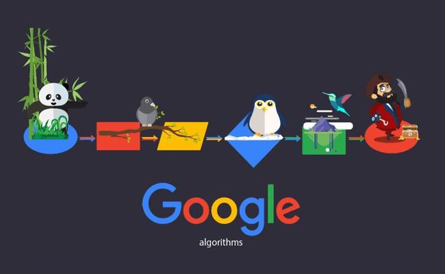 daftar algoritma mesin pencari google terbaru