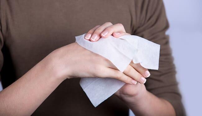 jenis dan cara penggunaan tisu magic yang baik dan benar