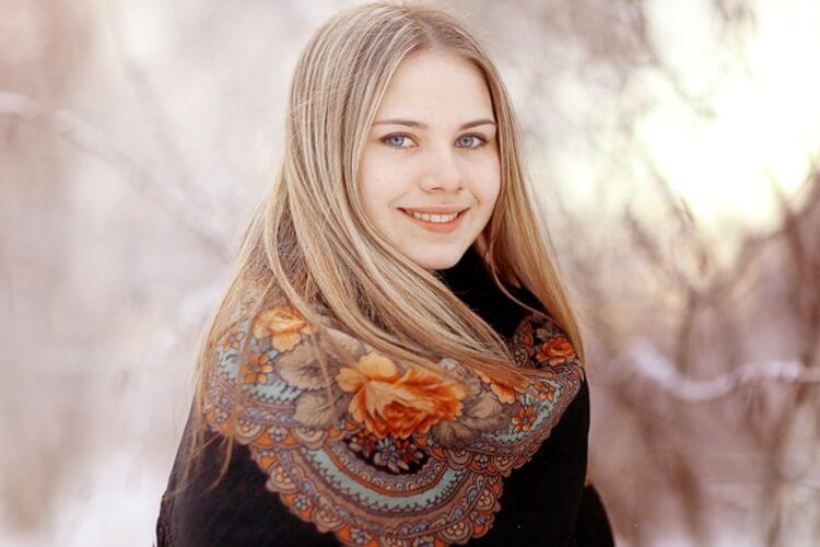 wanita rusia cantik