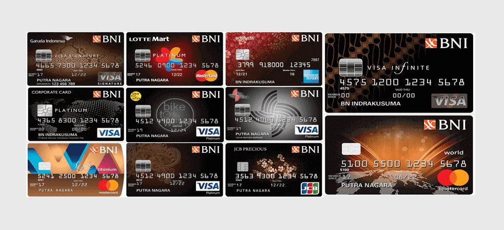 cara membuat kartu kredit bni