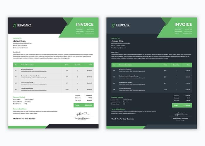 komponen digital invoice