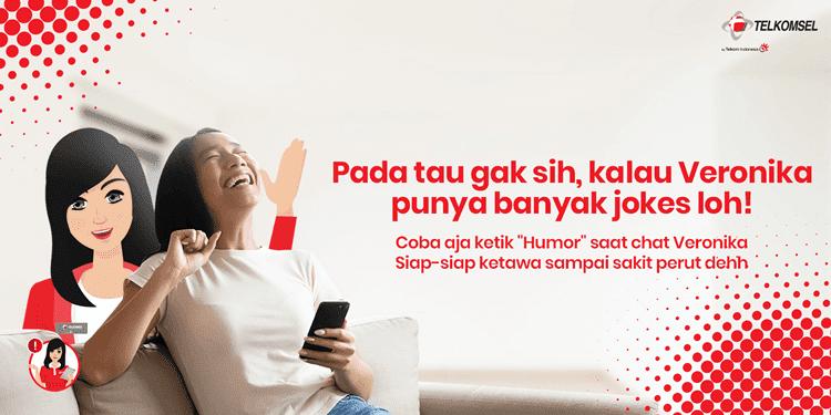 veronika asisten virtual telkomsel