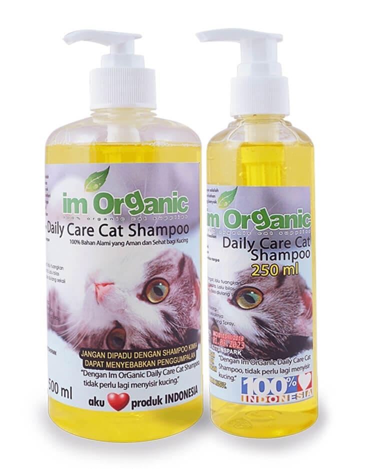 shampo kucing terbaik