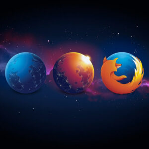 30+ Beautiful Firefox Wallpapers (4K)