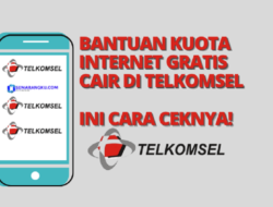 Asik, Ada Kuota Internet Gratis dari Telkomsel. Buruan Klaim, Cuma Sampai Besok!