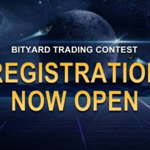 Singapore Crypto Exchange Bityard to Launch Its First Global Trading Contest