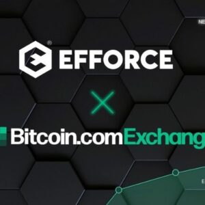 Steve Wozniak's EFFORCE (WOZX) Now Listed on Bitcoin.com Exchange and Opens Platform to the Public