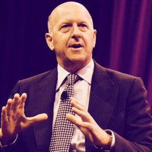 Goldman Sachs CEO: 'Big Evolution' Is Coming to Bitcoin Regulation