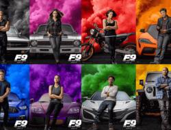 Lagi dan Lagi, Fast and Furious 9 Undur Jadwal Penayangan