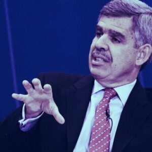 Mohamed El-Erian: 'Bitcoin Is Not Too Big To Fail'