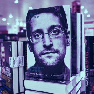 Edward Snowden NFT Sells for $5.4 Million in Ethereum
