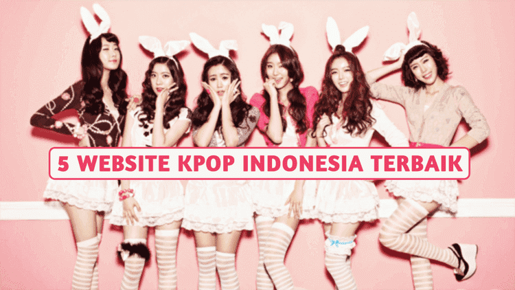 situs website kpop indonesia terbaik