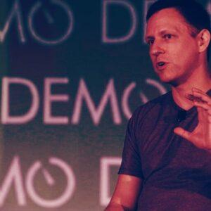 Peter Thiel's China Bitcoin Threat Narrative