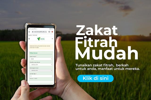 cara membayar zakat fitrah yang benar menurut islam dan sunnah